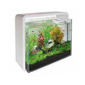 SuperFish HOME 40 AQUARIUM WHITE akvarijní set