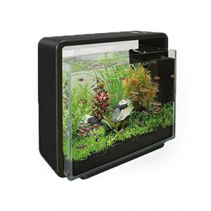 SuperFish HOME 40 AQUARIUM BLACK akvarijní set