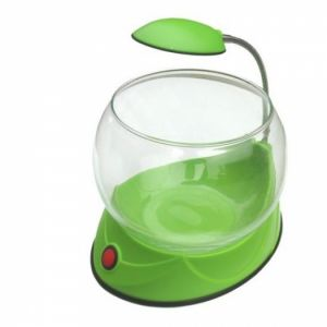 Akvárium Mini Fish Bowl V01 Green